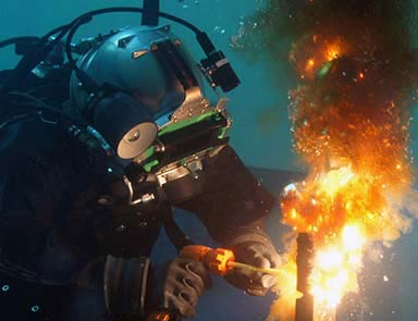 Become An Underwater Welder With The Water Welding Career Guide