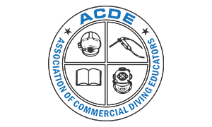 Association Of Commercial Diving Educators Logo